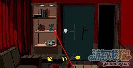 ...密码   25、离开博士的家打开地图回到研究所进入研究所的...