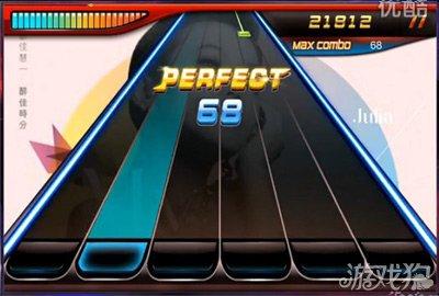 节奏大师自由模式6键Mommie's Rock视频